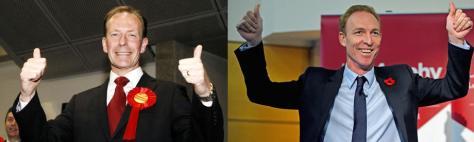 Iain McKenzie & Jim Murphy. Or Jim Murphy & Iain McKenzie?