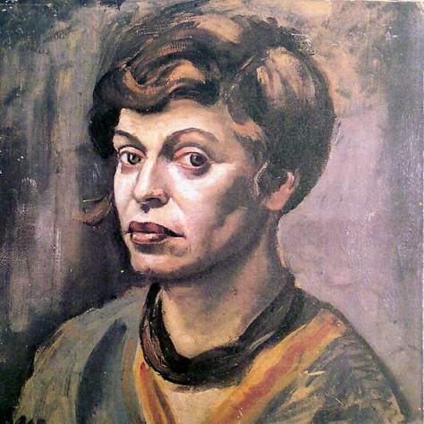 "Elfriede Lohse-Wächtler's art was deemed ""degenerate"" and officially banned by Nazi Germany."