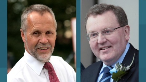 Never forget, no matter how often they snipe at each other, Mr Brown and his Conservative neighbour Mr Mundell campaigned on the same platform during the referendum.