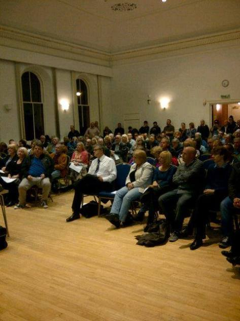 SNP Branch Meeting