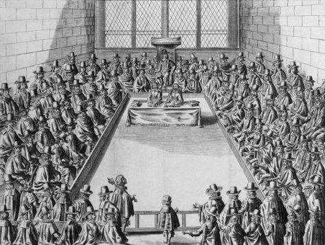 English Parliament