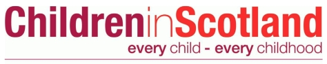 ChildrenInScotland