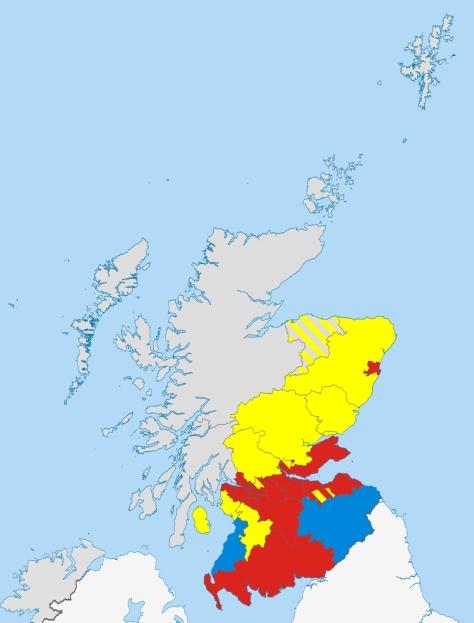 Council Seats 2012