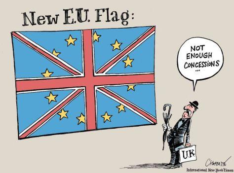 New EU Flag