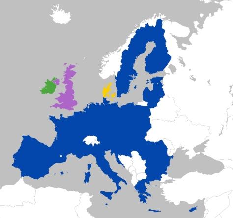 United Kingdom of Europe
