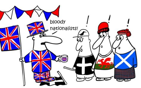 bloody nationalists