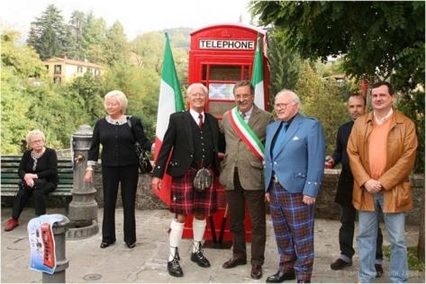 Scots Italians Barga Umberto Sereni