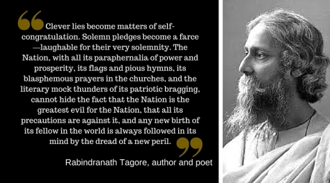 Rabindranath Tagore on the Nation