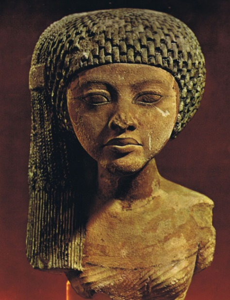 Scota has been linked to Meritaten, daughter of Pharaoh Akhenaten.