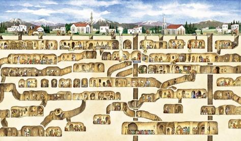 cappadocian-city-of-derinkuyu
