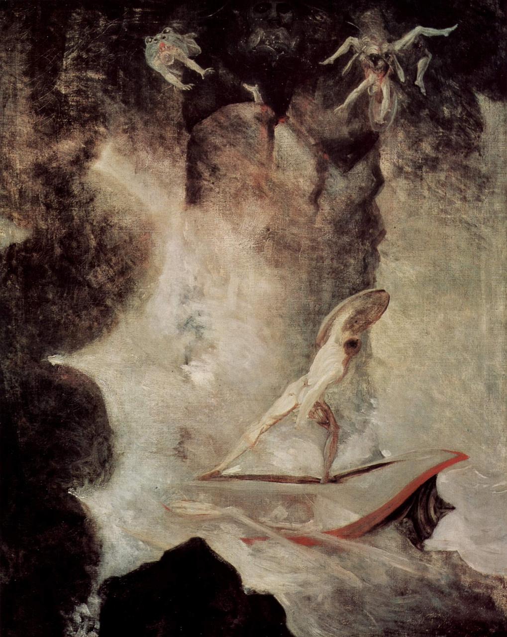 Odysseus And Scylla Of Scylla and Charybdi...