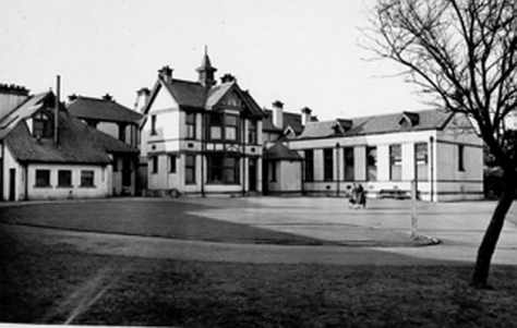 Rankin Memorial Hospital, my birthplace. It closed at the turn of the century.