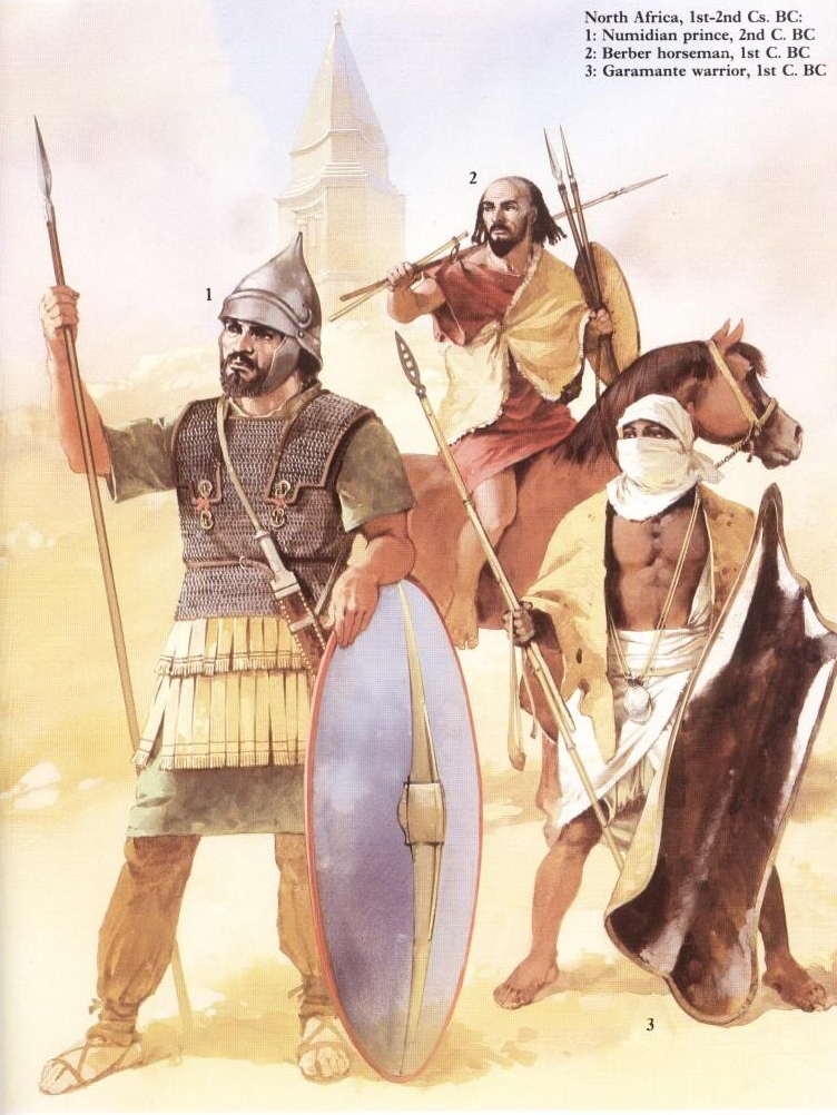 numidia single guys The battle of zama—fought in 202 bc  scipio lost 4,000–5,000 men,  scipio played for time as he redeployed his forces in a single line with the hastati .