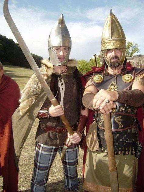 dacian-reenactors