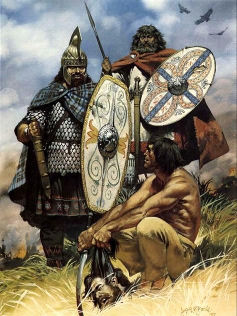 dacian-warriors_angus-mcbride