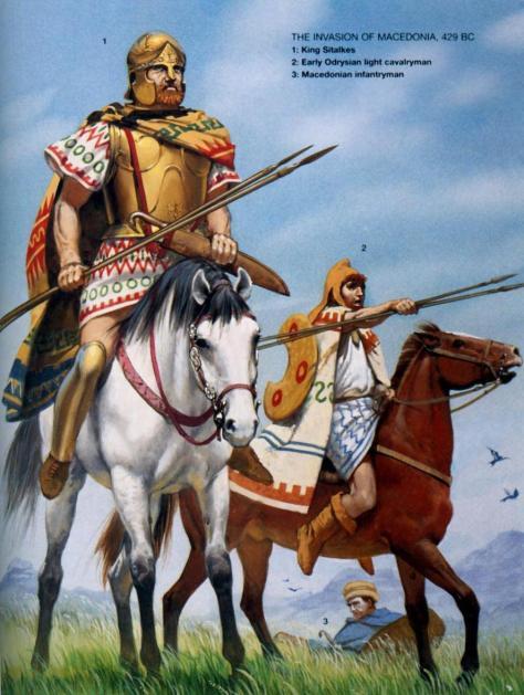 king-sitalkes-and-early-odrysian-light-cavalry