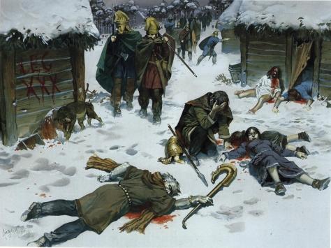 legio-xxx-massacre-of-dacian-village_angus-mcbride