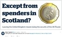 NewPound_ExceptForSpendersInScotland